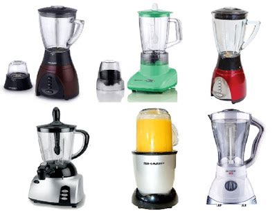 Blender Sharp Libre 6 pilihan blender mixer sharp spesifikasi harga