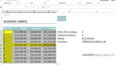 vlookup video tutorial 2013 how to use ms excel 2013 vlookup training video part one