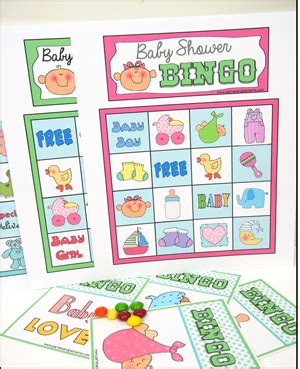 pattern games for infants parties and patterns printable games quot baby shower bingo quot