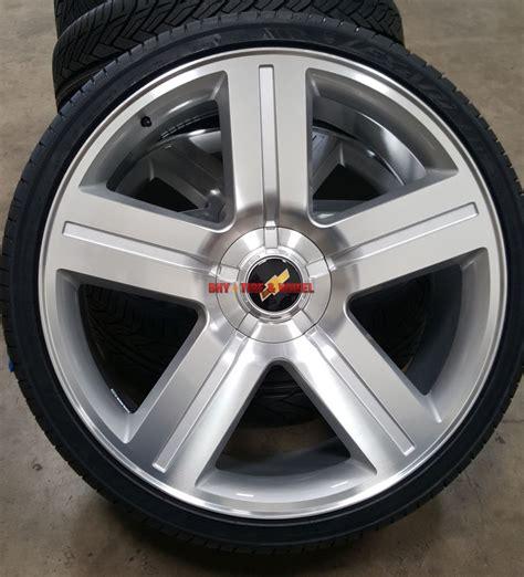 Wheels Chevy 1500 20 chevy tahoe ltz rims in ebay autos post