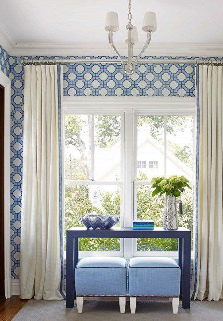 White Curtains With Blue Trim 25 Best Ideas About Blue And White Curtains On Navy And White Curtains Bamboo