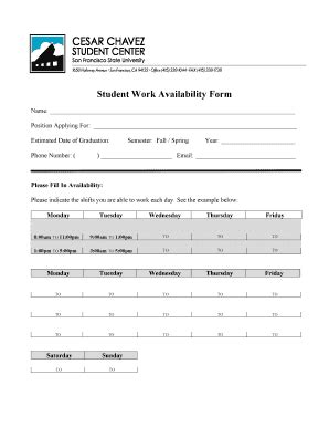 work availability sheet enom warb co