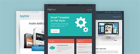 Free Email Newsletter Psd Templates The Graphic Mac Email Graphic Template