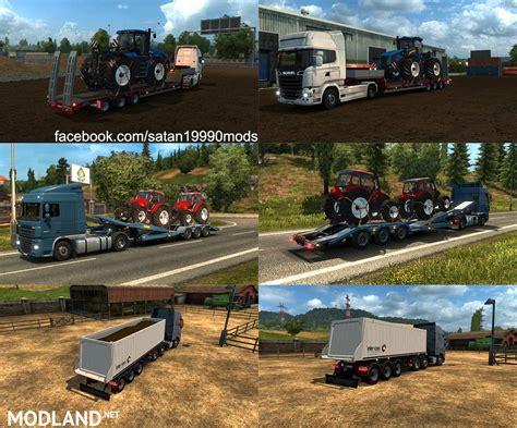 Scs Ls by Agricultural Trailer Mod Pack V 2 2 Mod For Ets 2