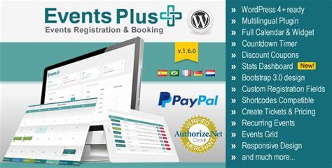 wordpress events calendar registration booking v1 5 9