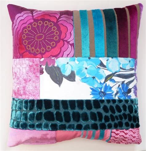 Patchwork Cushion Designs - 1000 ideas about patchwork cushion on