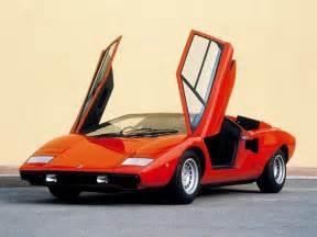1974 Lamborghini Countach 1974 1978 Lamborghini Countach Lp400 Periscopo