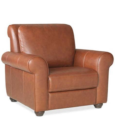 Macy S Recliner Chairs by Tourino Leather Recliner Chair Furniture Macy S
