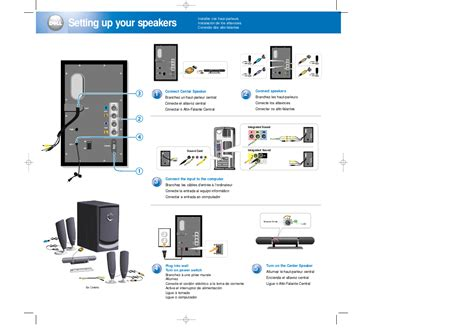 dell home theater speaker system 5650 manual pdf