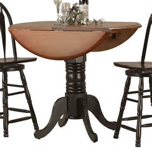 Drop Leaf Bar Table Sunset Trading Pub Table With Drop Leaf Atg Stores