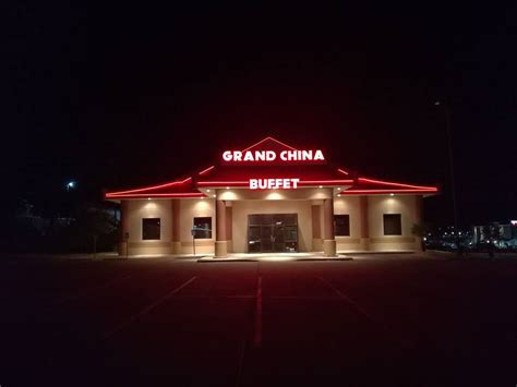 Old Resturant Receives New Life Grand China Buffet