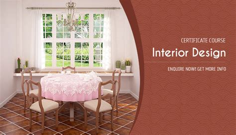 certificate in interior design certificate in interior design course institute in cochin
