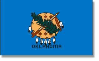 oklahoma state colors image gallery oklahoma state flag