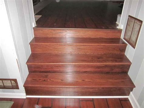 Tips For Laminate Flooring Stair Nose Installation   HOUSE