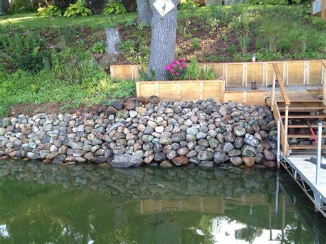 Landscape Rock Hudson Wi Soil Erosion Plants And Matting Wisconsinhttp