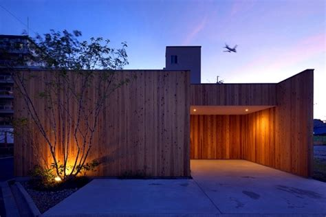 minimalist japanese home modern minimalist house with garden in nishimikuni japan