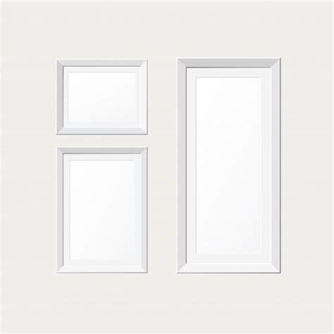 cornici di carta cornici di carta in bianco sulla parete scaricare