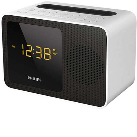 Radio Fm Philips Radio Fm philips bluetooth fm digital tuning clock radio ajt5300w