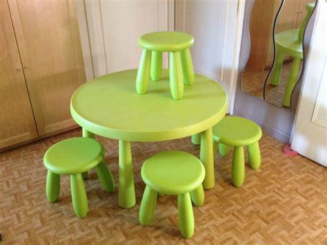 table et chaise enfant ikea tabourets ikea table clasf