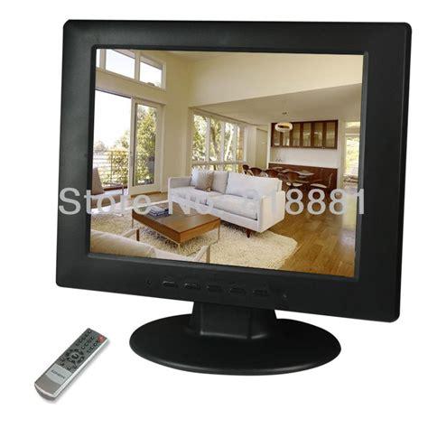 Tv Mobil 10 Inch portable car 10 inch color tft lcd cctv digital monitor av