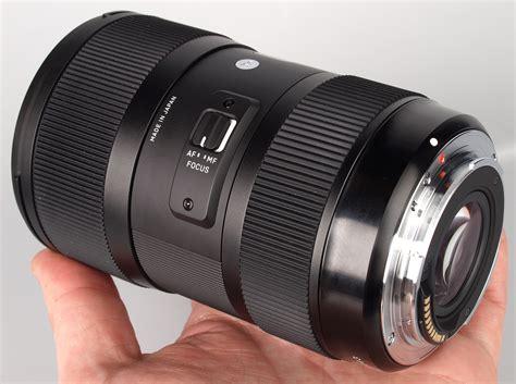 Sigma 35mm sigma 18 35mm f 1 8 dc hsm lens announced price specs