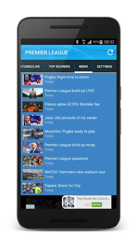 epl online epl live scores 2017 18 android apps on google play