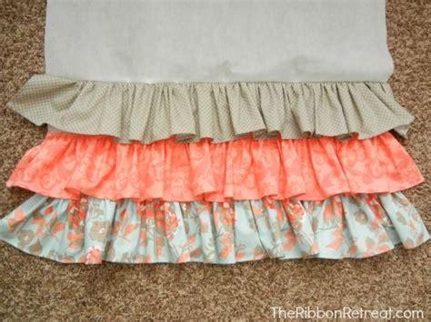 Crib Bed Skirt Tutorial The 25 Best Crib Skirt Tutorial Ideas On Pinterest Crib Skirt Patterns Crib Bed Skirt And