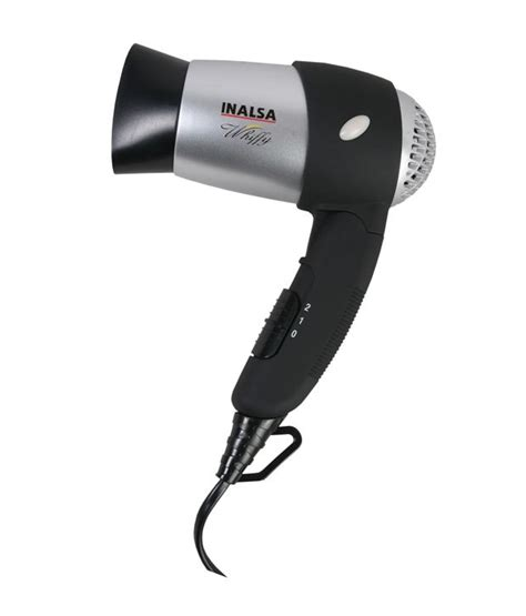 Hair Dryer Best Brand India inalsa whiffy hair dryer black buy inalsa whiffy hair
