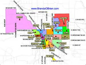 northwest tucson elementary school map