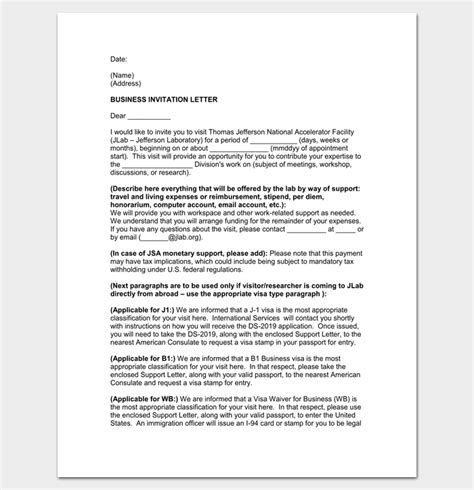 appointment letter business business appointment letter 20 sles exles formats