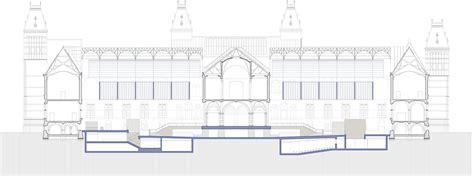 House Drawing gallery of rijksmuseum cruz y ortiz arquitectos 26