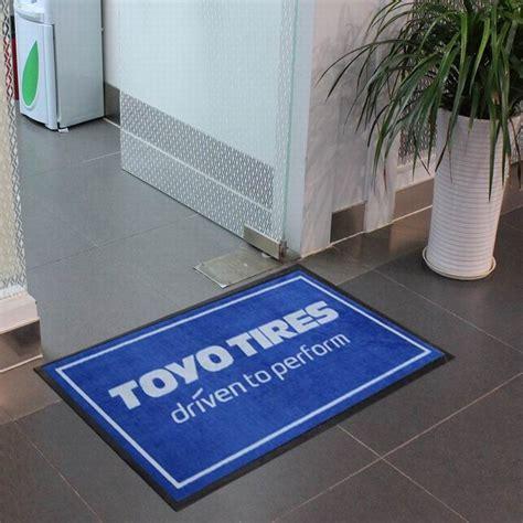 toyo tires door mat logo carpet for toyo