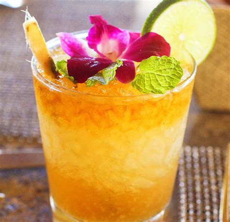 mai tai cocktail the famous halekulani mai tai recipe pizzazzerie
