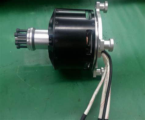 model boat brushless motors watercooling brushless dc motor 15kw mp12090 kv130 for