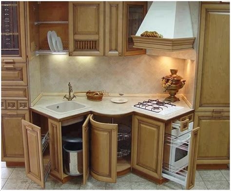 kitchen design in small house 10 innovative compact kitchen designs for small spaces