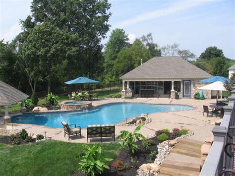 pool houses with bars pool pool house and swim up bar traditional pool