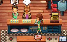juegos de cocina en restaurantes cocinar y atender clientes