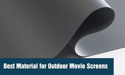 Best Material by Best Material For Outdoor Screens Outdoor Hq
