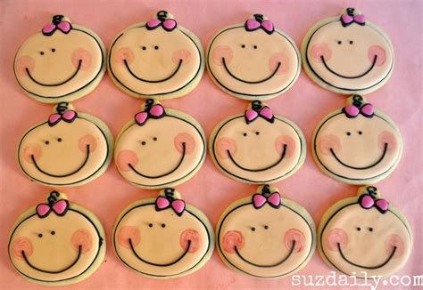 How To Make Baby Shower Cookies Favors by 25 Best Ideas About Baby Cookies On Baby