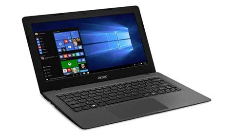 Laptop Acer Aspire One Cloudbook acer aspire one cloudbook laptop with windows 10 for 169