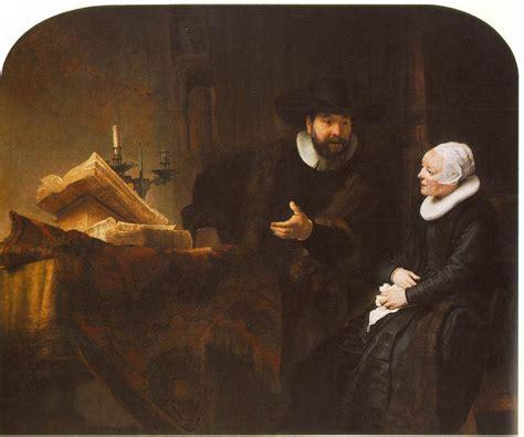masters of art van rembrandt et le portrait de couple histoire des arts en kh 226 gne