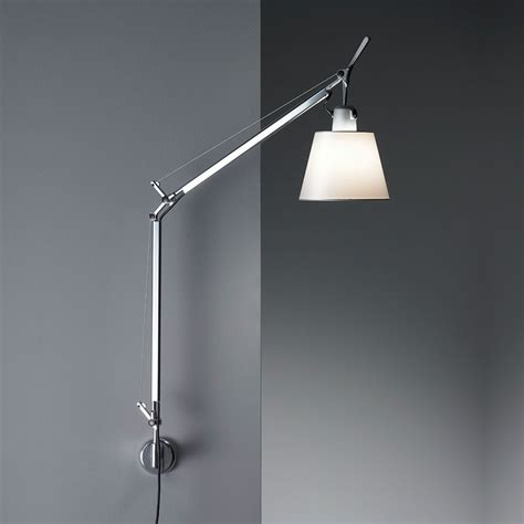 artemide tolomeo wall l artemide tolomeo with shade wall l gr shop canada