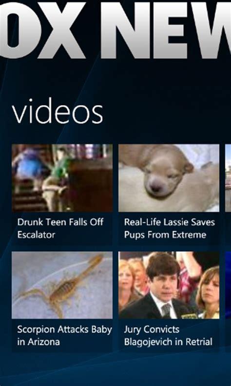 fox news 10 mobile fox news for windows 10 mobile