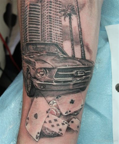 vehicle tattoo designs car tattoos designs pictures page 7