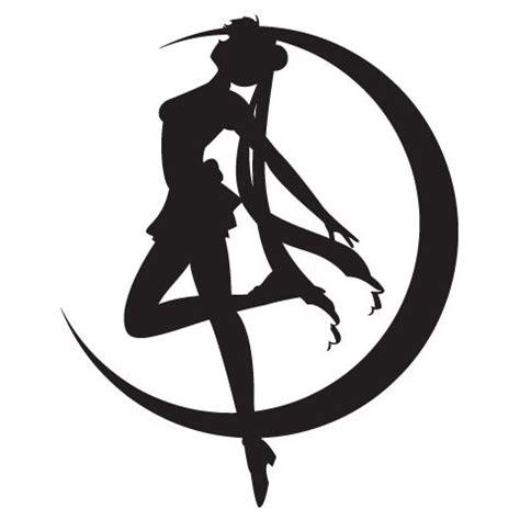 sailor moon anime manga silhouette japanese cartoon car