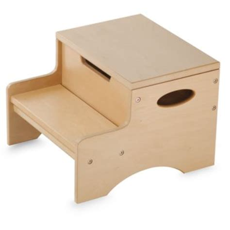 buy sturdy step stool from bed bath beyond
