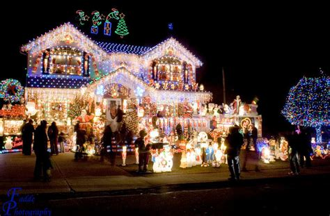 outrageous christmas displays from around the world