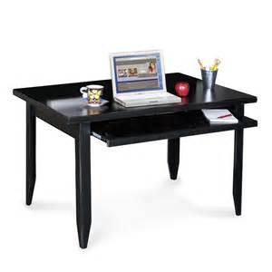 Sauder Conrad Computer Desk And Hutch Estate Black Computer Desk With Hutch