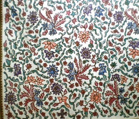 Kain Katun Motif Bunga 001 by Batik Tulis Pekalongan Batikshuniyya S