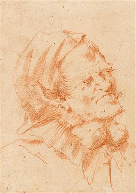 Jusepe De Ribera Drawings